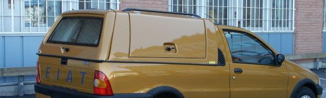 FIAT-055 – Vindic Basic, 3 ovea, ei ikkunoita